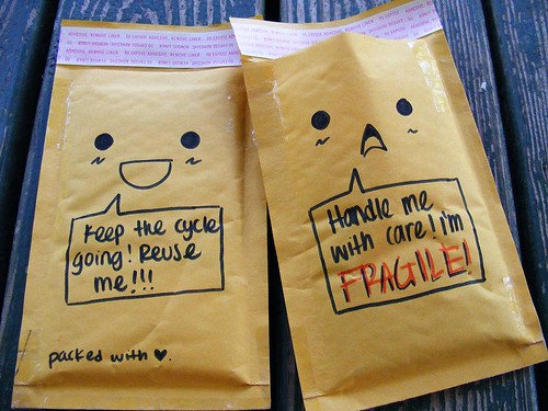 Cute Bubble Mailers