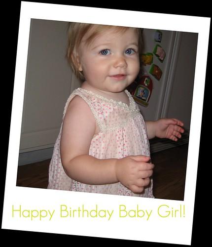 Leah's 1st Birthday 022 polaroid