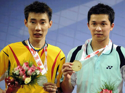 Badminton - MACAU GRAND PRIX GOLD 2008, Taufik vs Lee Chong Wei