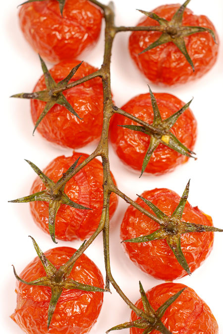 roasted amorosa tomatoes© by Haalo
