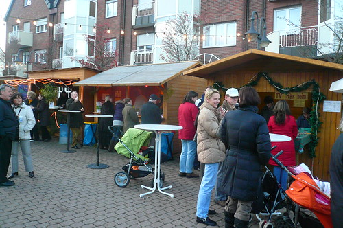Weihnachtsmarkt Harheim 2008 --- harheim-1070870