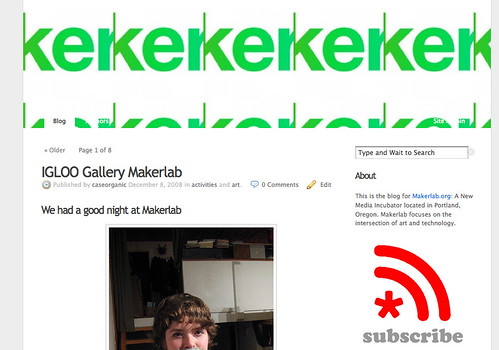MakerLab Blog