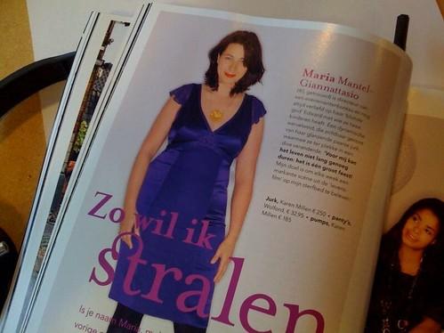 Anna-Maria Mantel-Giannattasio eigenaar Puur Amsterdam by you.