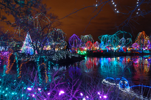 Wildlights at the Zoo: Nov 18, 2011 – Jan 1, 2012 ...