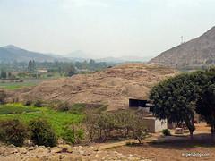 Huacas of Manchay Alto