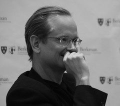 2008_12_13_commons_panel_72 (dsearls) Tags: copyright harvard cc creativecommons law berkman lawrencelessig larrylessig lessig harvardlaw berkmancenter poundhall ropesgray creativcommons 20081213