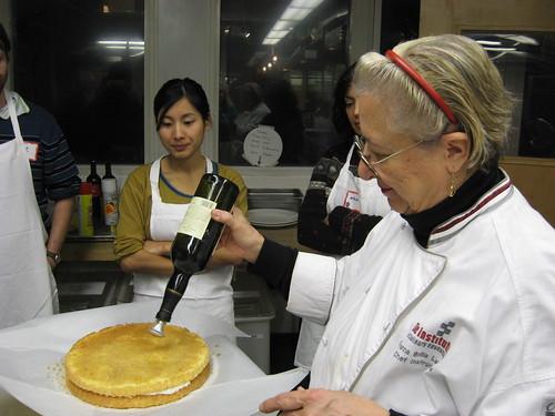 Pan di Spagna Cooking Class