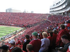 IMG_0609 (tsqrd) Tags: football nebraska huskers