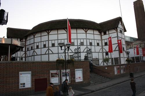 The Globe (Exterior)