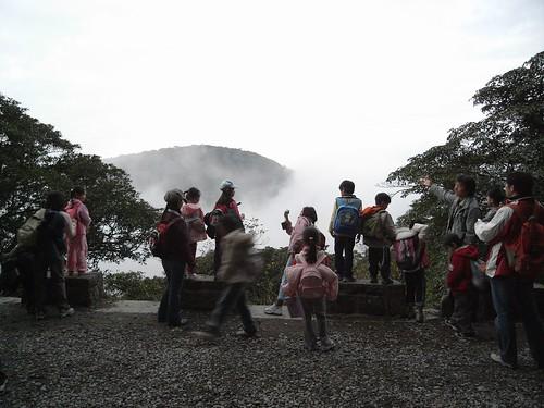 你拍攝的 43看山嵐。