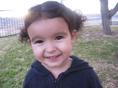 my daughter Mei