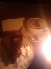 dessert @ Oswalds