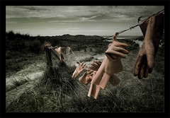 gloves (biancavanderwerf) Tags: dutch dark landscape scary gloomy gloves bianca dreamcatcher graphicmaster