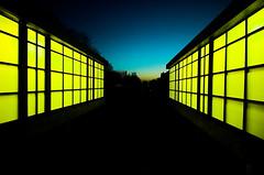 longing for light (micagoto) Tags: light sunset sky berlin topv111 architecture schöneberg