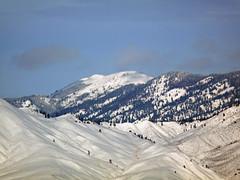Burch Ridge - Burch Peak - Chumstick Peak