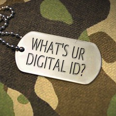 Online ID dogtag by Gideon Burton, on Flickr