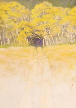 日本画■牧野 環 展■−使命−