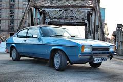 Capri Mk2 1974 2000 Ghia 1 of 6 (Lazenby43) Tags: ford liverpool capri mk2 stanleydock caprighia