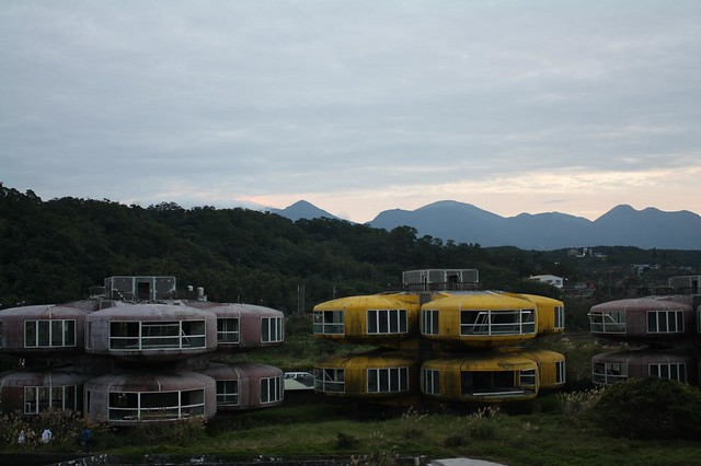 The Abandoned Pod Village Of San-Zhr