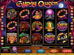 Gypsy Queen No Download Flash Slot