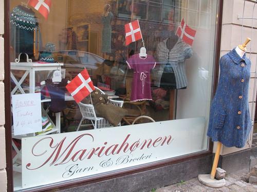 Mariahønen, Viktorigade 19B, København V