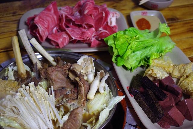 [台北]景美 >>798羊肉爐