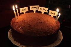 Dave & Joel's Birthday Cake