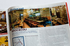 HDR photo I shot of a restaurant interior for Metropolis magazine (Alfie | Japanorama) Tags: japan magazine japanese restaurant tokyo published interior review broccoli metropolis izakaya ebisu hdr inprint tokina1116mmf28