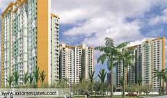 Delhi Properties - Real Estate India - Unitech Verve 1
