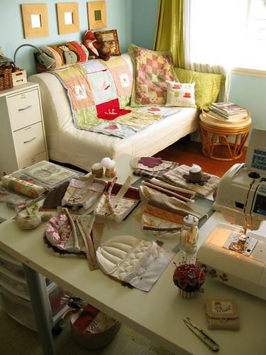 Sunlit Craftroom