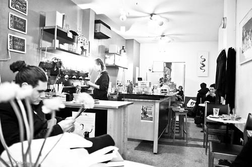 Cafénation Antwerpen.