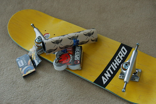 New Skateboard by igb, on Flickr