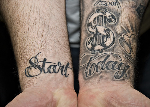 dollar sign tattoo designs - money tattoo designs - free tattoo designs