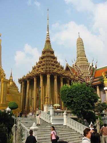Jaak in Wat Pra Kheo
