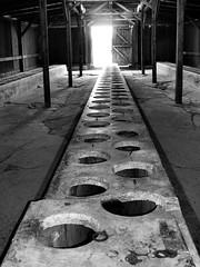 Auschwitz-Birkenau BW (Daniel Vinuesa) Tags: camp blackandwhite bw blancoynegro de holocaust polska krakow bn campo jewish auschwitz arbeit hdr polonia birkenau cracovia shoah concentracion frei concentrate macht holocausto judios owicim brzezinka platinumphoto
