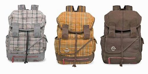 backpack by you.
