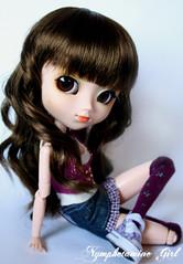 Yumi (Pullip Nina) (Koraru) Tags: doll body barbie clothes curly wig pullip nina yumi pullips obitsu junplanning rewigged pullipnina sbhm