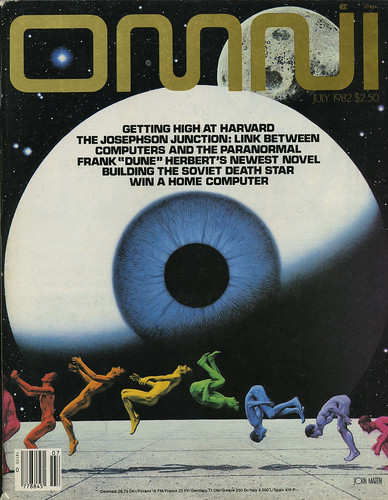 Omni Magazine, July 1982