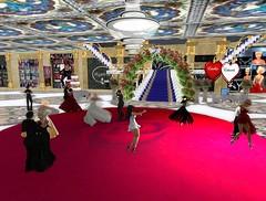 WEDDING_001 (Alvi Halderman) Tags: world life wedding blanco ed casa lab fiesta linden boda altar sl secondlife virtual estrellas second adrian cynthia ll eduardo lindenlab metaverse fergi alv estre xeltentat mysthia