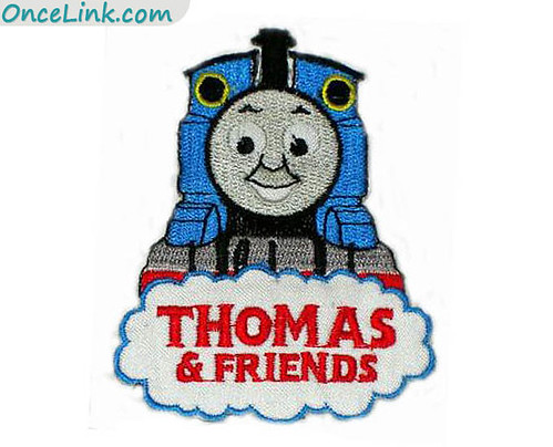 Iron on Thomas