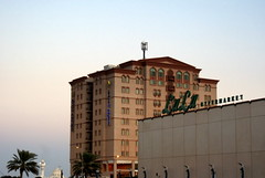 Lulu Hypermarket, Golden Tulip Hotel and the Mosque (Lulot Ruiz) Tags: building hotel mosque ksa hypermarket