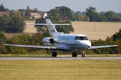 CS-DRR - 258786 - Netjets Europe - Raytheon Hawker 800XPI - Luton - 091008 - Steven Gray - IMG_9993