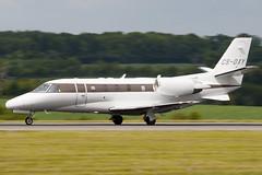 CS-DXY - 560-5791 - Netjets Europe - Cessna 560XL Citation XLS - Luton - 090522 - Steven Gray - IMG_3085