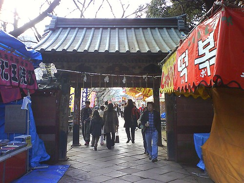 Ueno Toshogu Shrine 01