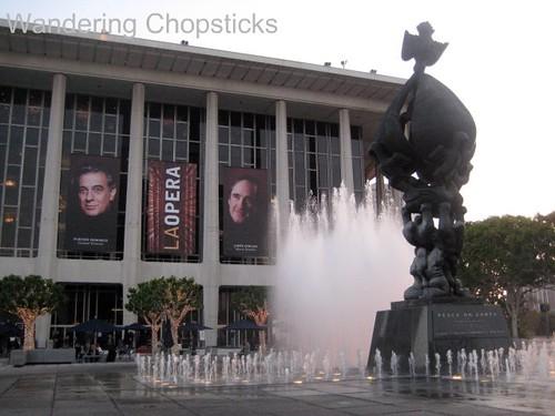 LA Opera, Dorothy Chandler Pavilion - Los Angeles 8