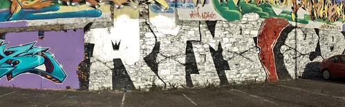 Street Art, Murals & Graffiti In Cork city