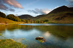 Another Day (.Brian Kerr Photography.) Tags: trees light sky sunlight mountains clouds canon reflections u2 landscape nationalpark rocks lakes lakedistrict cumbria buttermere cumbrian eos5dmkii briankerrphotography