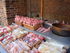 Street Vendor: Candied Almonds