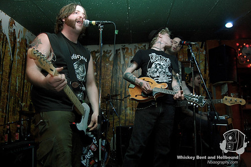 Whiskey Bent & Hellbound - Gus' June 12th 2011 - 04