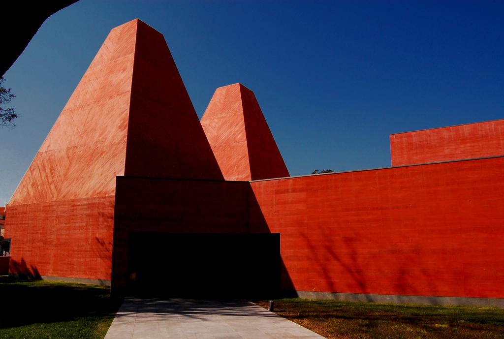 Casa das Histórias by Eduardo Souto de Moura